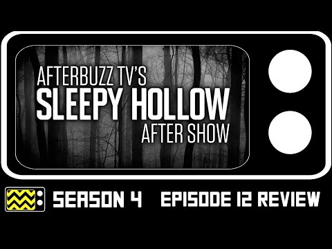 Sleepy Hollow Season 4 Episode 12 Review & After Show | AfterBuzz TV