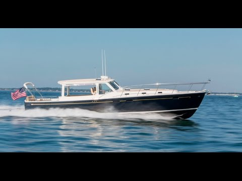 MJM Yachts 50z Test by BoatTEST.com