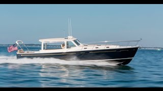MJM Yachts 50z Test By BoatTEST.com