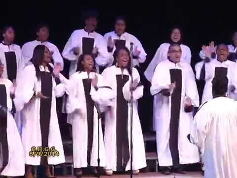 Cleveland Heights Gospel Choir Spring Concert - May 9, 2014
