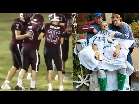 Paralyzed High School Football Player Scores Touchdown