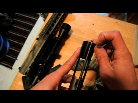 M&P 15-22 Disassembly