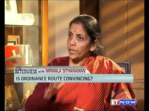 The Interview With Nirmala Sitharaman | FULL SHOW