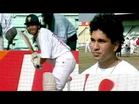 Sachin Tendulkar, boy wonder (Aired: August 1990)