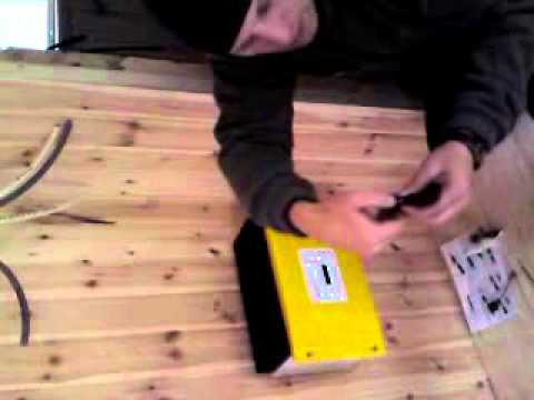 Film till elektriker Strandgrens 2012 11 18