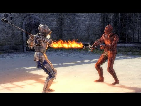 EXANIMA Arena NPC Battles #23 - Humans Edition (Master Rank Only) |
