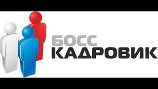 БОСС-Кадровик : работа с электронными листами нетрудоспособности