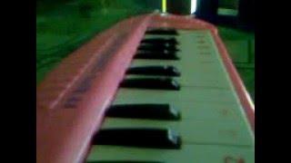 'Hymne kopassus' piano toys cover by Nur Mahsun