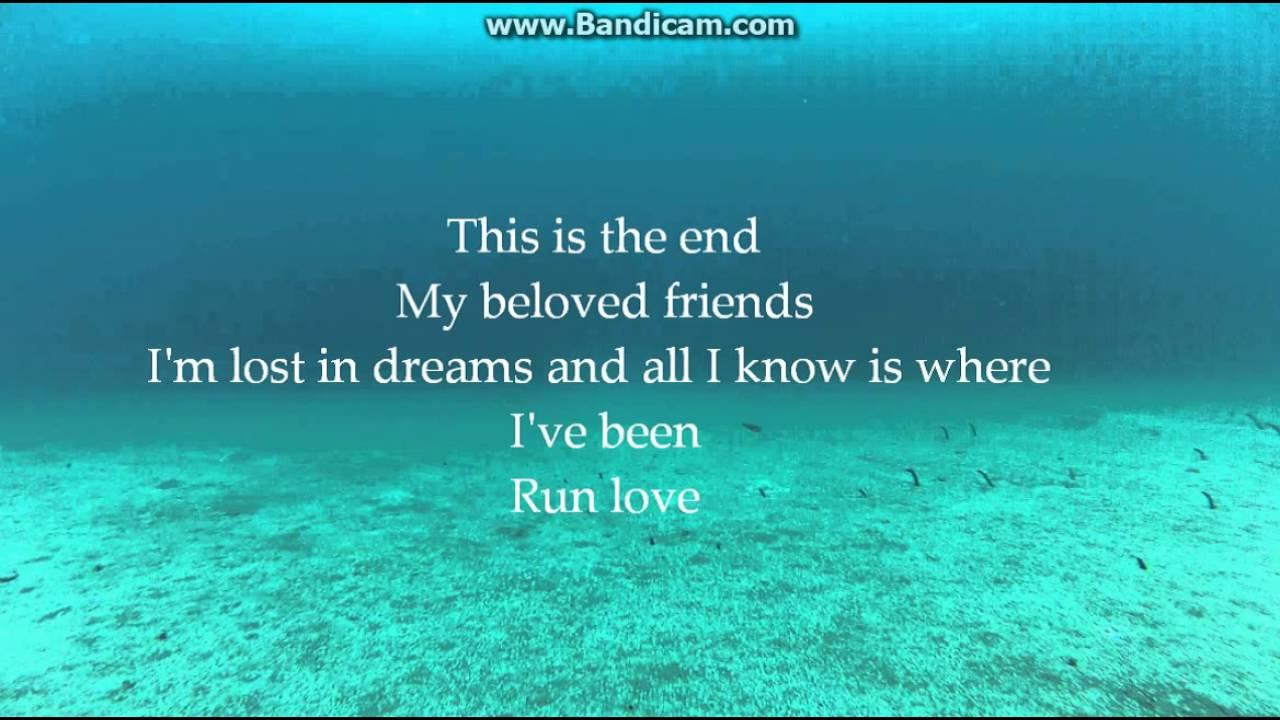Lyrics containing the term: silent whisper