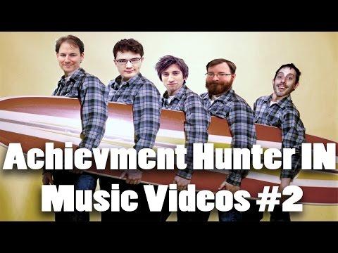 Achievement Hunter in Music Videos #2
