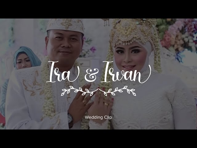 Wedding - Ira & Irvan (Wedding)