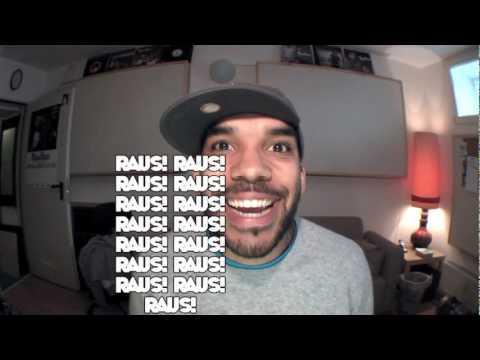 "Nosliw - ""Nazis Raus!"" - Offizielles Webcam Video"