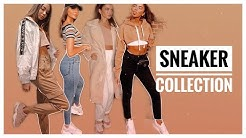 SNEAKER COLLECTION + OUTFIT IDEAS 2020 *requested* | Jennifer Czeczor