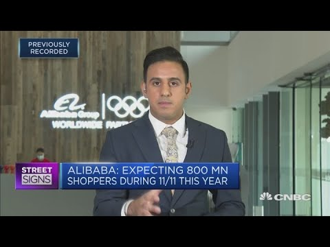 This is what Singles Day sales means to China's Alibaba