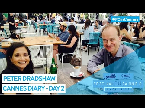 Cannes Diary - Day 2 | Peter Bradshaw & Anupama Chopra | Film Companion