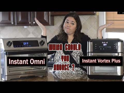 **UPDATE BELOW** Instant Omni, Omni Plus, or Vortex Plus -Which Is Right For You? / Buyers Guide