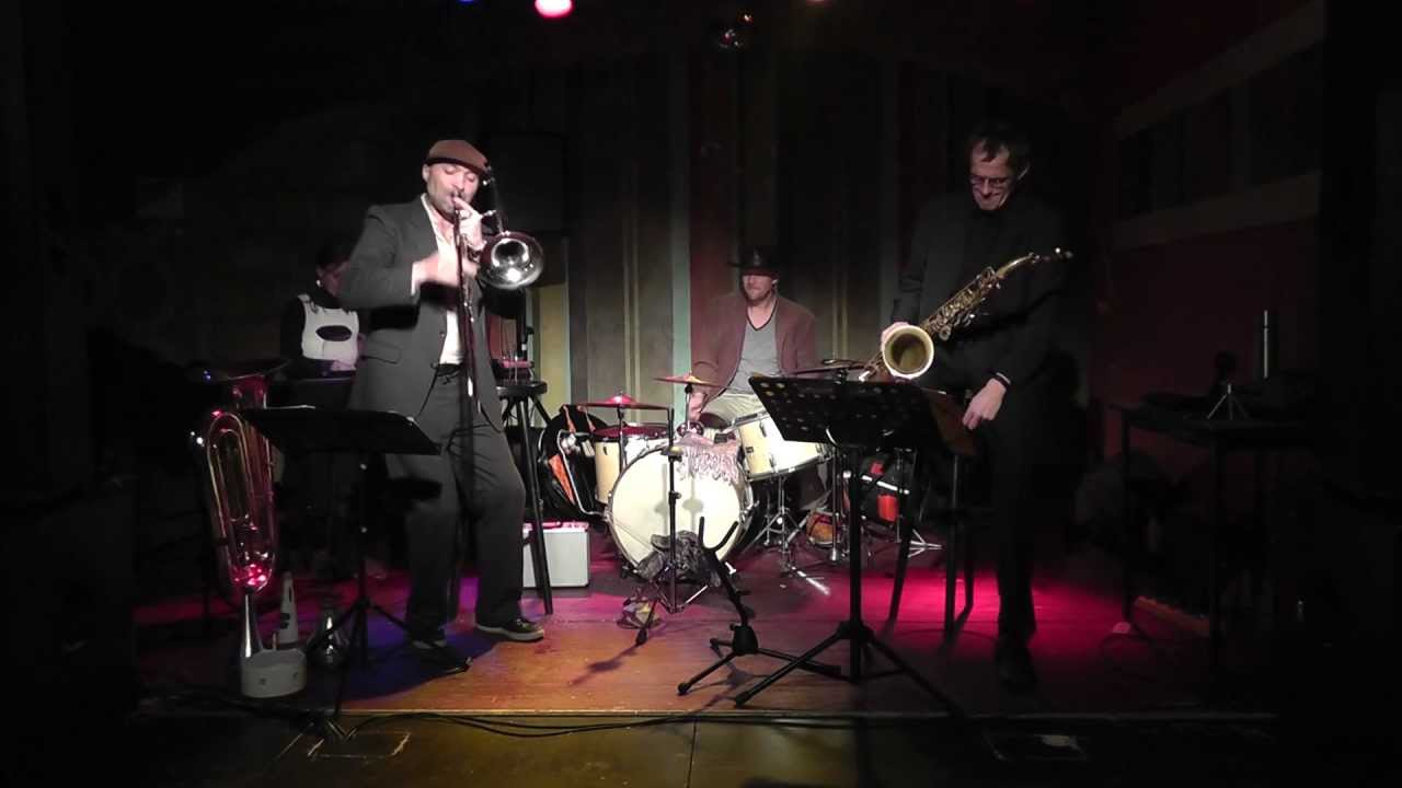 Micha Winkler Jazz Band | Some of these Days | Valentine's Day