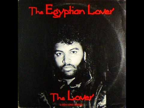 The Egyptian Lover - The Lover '84