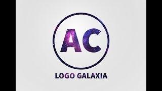 Curso de logos en Photoshop (2018) | Logo galaxia | Aprende Diseño Gratis