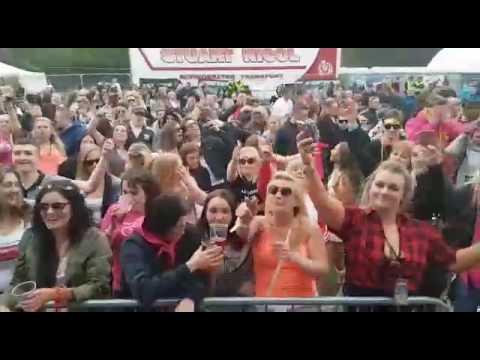 Zander Nation Smashing STEREOFUNK FESTIVAL 2017