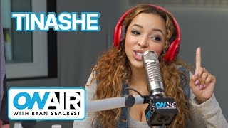 How You REALLY Pronounce Tinashe   On Air with Ryan Seacrest