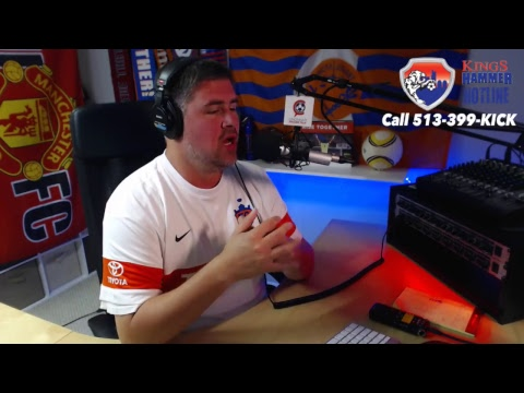 FC Cincinnati vs Miami FC US Open Cup Reaction Show