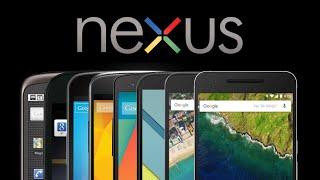 История Google Nexus