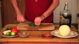 Nihongo De Tabure Tsukuri Kata - How To Prepare Lebanese Tabbouleh Salad