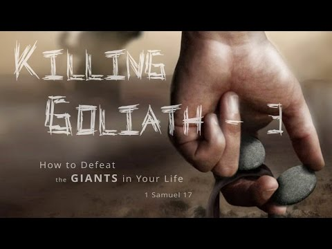 Killing Goliath 3 - How to defeat the Giant of SELF