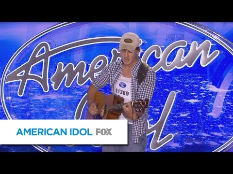 Josiah Siska - Audition - AMERICAN IDOL