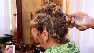 Как покрасить волосы дома самой