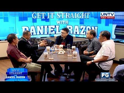 PDEA-NCR Dir. Wilkins Villanueva on PH drug problem and BOC smuggling issue