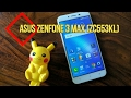 Asus Zenfone 3 Max zc553kl Design and Build Quality