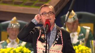 Ne Hausmann alias Jürgen Beckers - Auftritt Karneval Köln 2015