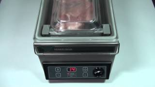 видео Вакуумная упаковочная машина Henkelman Jumbo