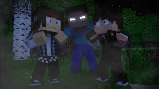Minecraft: A Casa do Herobrine !! #01 (Horror Map Minecraft)