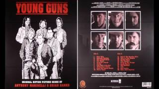 Young Guns OST 13. - Kinney Chase
