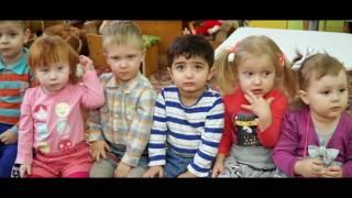 С Новым годом детский сад Красная шапочка ролик Full HD
