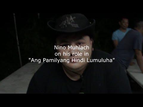 """ATS Got You Covered: Nino Muhlach on His Role in """"Ang Pamilyang Hindi Lumuluha"""""""