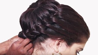 5 Amazing Hairstyle tutorial | Hairstyle compilations 2018 | Hairstyle for Medium Hair