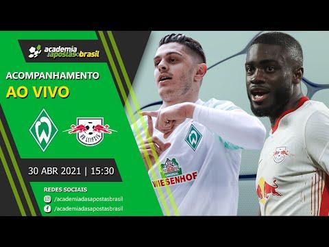 Werder Bremen vs RB Leipzig ao vivo - DFB Pokal | Acompanhamento