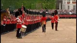 Trooping The Colour 2012 - The British Grenadiers