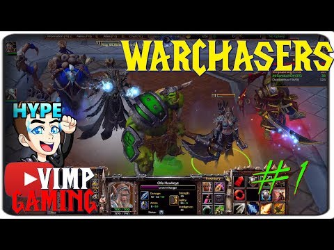 Warcraft 3 Reforged | WarChasers RPG Part 1