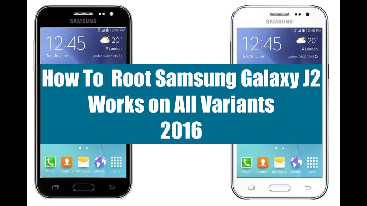 How To Root Samsung Galaxy J2 + TWRP | 2016