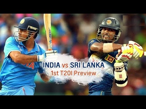 India Vs Sri Lanka 1st T20I Live Cricket Streaming & Live Score Online