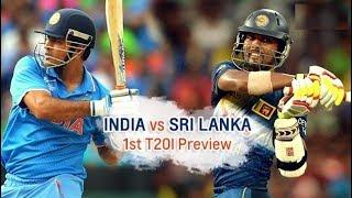 India vs Sri Lanka 1st T20I Live Cricket Streaming & Live Score Online