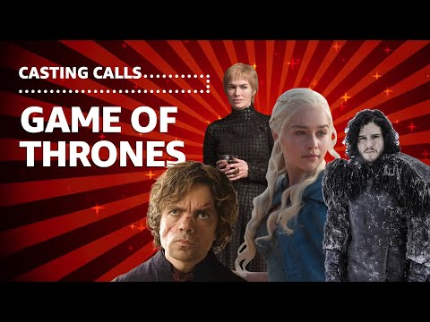 Who Was Almost Part Of The Game Of Thrones Cast? | CASTING CALLS