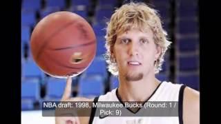 Dirk Nowitzki |  Basketball player