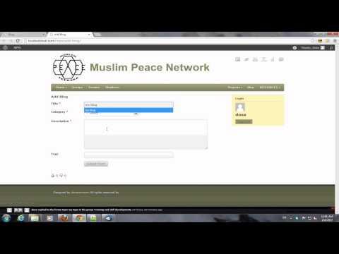 MPN Create Blog