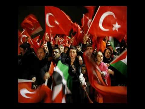 FIER D'ETRE TURK ! FREE PALESTINE !